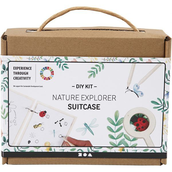 Maleta nature explorer